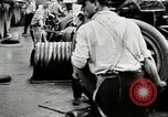 Image of Rubber tire manufacture Akron Ohio USA, 1924, second 60 stock footage video 65675030556