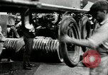 Image of Rubber tire manufacture Akron Ohio USA, 1924, second 62 stock footage video 65675030556