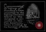 Image of Highway of Friendship plaque Washington DC USA, 1925, second 2 stock footage video 65675030560