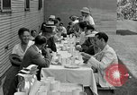 Image of Goodyear barrage balloons Akron Ohio USA, 1941, second 18 stock footage video 65675030562