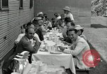 Image of Goodyear barrage balloons Akron Ohio USA, 1941, second 22 stock footage video 65675030562