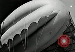 Image of Goodyear barrage balloons Akron Ohio USA, 1941, second 47 stock footage video 65675030562