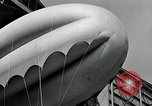 Image of Goodyear barrage balloons Akron Ohio USA, 1941, second 50 stock footage video 65675030562