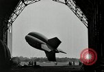 Image of Goodyear barrage balloons Akron Ohio USA, 1941, second 54 stock footage video 65675030562