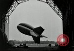 Image of Goodyear barrage balloons Akron Ohio USA, 1941, second 55 stock footage video 65675030562