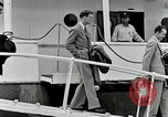 Image of Goodyear managers return Akron Ohio USA, 1941, second 47 stock footage video 65675030563