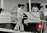 Image of Goodyear managers return Akron Ohio USA, 1941, second 49 stock footage video 65675030563