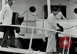 Image of Goodyear managers return Akron Ohio USA, 1941, second 50 stock footage video 65675030563