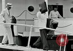 Image of Goodyear managers return Akron Ohio USA, 1941, second 52 stock footage video 65675030563