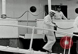Image of Goodyear managers return Akron Ohio USA, 1941, second 54 stock footage video 65675030563