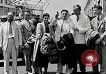 Image of Goodyear managers return Akron Ohio USA, 1941, second 57 stock footage video 65675030563