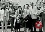 Image of Goodyear managers return Akron Ohio USA, 1941, second 58 stock footage video 65675030563