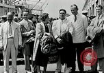Image of Goodyear managers return Akron Ohio USA, 1941, second 59 stock footage video 65675030563