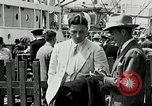 Image of Goodyear managers return Akron Ohio USA, 1941, second 60 stock footage video 65675030563