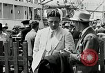 Image of Goodyear managers return Akron Ohio USA, 1941, second 61 stock footage video 65675030563