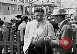 Image of Goodyear managers return Akron Ohio USA, 1941, second 62 stock footage video 65675030563