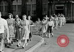 Image of Goodyear rubber heel manufacture Windsor Vermont USA, 1941, second 9 stock footage video 65675030565