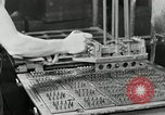 Image of Goodyear rubber heel manufacture Windsor Vermont USA, 1941, second 31 stock footage video 65675030565