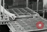 Image of Goodyear rubber heel manufacture Windsor Vermont USA, 1941, second 33 stock footage video 65675030565