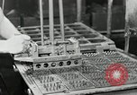 Image of Goodyear rubber heel manufacture Windsor Vermont USA, 1941, second 35 stock footage video 65675030565