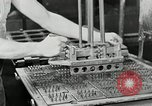 Image of Goodyear rubber heel manufacture Windsor Vermont USA, 1941, second 36 stock footage video 65675030565