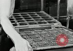 Image of Goodyear rubber heel manufacture Windsor Vermont USA, 1941, second 37 stock footage video 65675030565