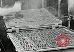 Image of Goodyear rubber heel manufacture Windsor Vermont USA, 1941, second 61 stock footage video 65675030565