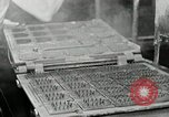 Image of Goodyear rubber heel manufacture Windsor Vermont USA, 1941, second 62 stock footage video 65675030565