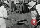 Image of Goodyear plant construction Litchfield Park Arizona United States USA, 1941, second 23 stock footage video 65675030566