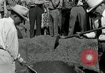 Image of Goodyear plant construction Litchfield Park Arizona United States USA, 1941, second 26 stock footage video 65675030566