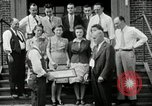Image of victory loan award Saint Hyacinthe Quebec Canada, 1941, second 17 stock footage video 65675030569
