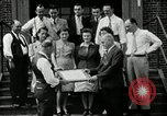 Image of victory loan award Saint Hyacinthe Quebec Canada, 1941, second 19 stock footage video 65675030569
