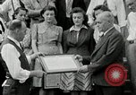 Image of victory loan award Saint Hyacinthe Quebec Canada, 1941, second 23 stock footage video 65675030569