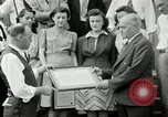 Image of victory loan award Saint Hyacinthe Quebec Canada, 1941, second 24 stock footage video 65675030569