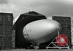 Image of navy airship Akron Ohio USA, 1941, second 9 stock footage video 65675030571