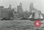 Image of New York Harbor New York City USA, 1948, second 58 stock footage video 65675030573