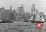 Image of New York Harbor New York City USA, 1948, second 60 stock footage video 65675030573
