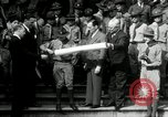 Image of Boy Scouts at Bronx Zoo New York United States USA, 1932, second 49 stock footage video 65675030578
