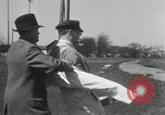 Image of bullet proof cloth test Toledo Ohio USA, 1932, second 10 stock footage video 65675030579