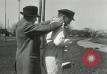 Image of bullet proof cloth test Toledo Ohio USA, 1932, second 12 stock footage video 65675030579