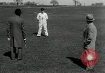 Image of bullet proof cloth test Toledo Ohio USA, 1932, second 27 stock footage video 65675030579