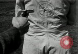 Image of bullet proof cloth test Toledo Ohio USA, 1932, second 38 stock footage video 65675030579