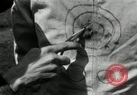 Image of bullet proof cloth test Toledo Ohio USA, 1932, second 43 stock footage video 65675030579