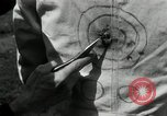 Image of bullet proof cloth test Toledo Ohio USA, 1932, second 44 stock footage video 65675030579