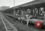 Image of automobile delivery by trains Chicago Illinois USA, 1932, second 13 stock footage video 65675030580