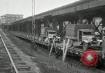 Image of automobile delivery by trains Chicago Illinois USA, 1932, second 15 stock footage video 65675030580