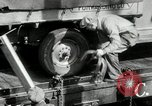 Image of automobile delivery by trains Chicago Illinois USA, 1932, second 17 stock footage video 65675030580