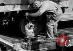 Image of automobile delivery by trains Chicago Illinois USA, 1932, second 18 stock footage video 65675030580