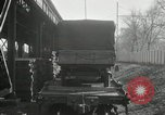 Image of automobile delivery by trains Chicago Illinois USA, 1932, second 29 stock footage video 65675030580