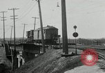 Image of automobile delivery by trains Chicago Illinois USA, 1932, second 37 stock footage video 65675030580